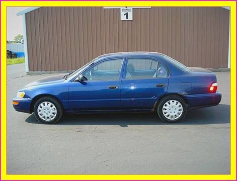 1997 Toyota Corolla for sale at Cambridge Automotive Repair in Cambridge WI