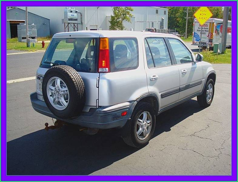 2000 Honda CR-V for sale at Cambridge Automotive Repair in Cambridge WI