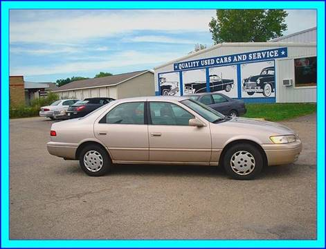 1998 Toyota Camry for sale at Cambridge Automotive Repair in Cambridge WI