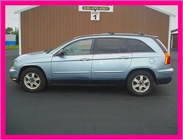 2005 Chrysler Pacifica for sale at Cambridge Automotive Repair in Cambridge WI
