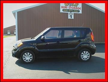 2012 Kia Soul for sale at Cambridge Automotive Repair in Cambridge WI