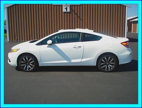 2015 Honda Civic for sale at Cambridge Automotive Repair in Cambridge WI