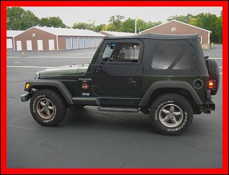 1997 Jeep Wrangler for sale at Cambridge Automotive Repair in Cambridge WI