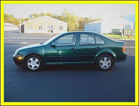 2000 Volkswagen Jetta for sale at Cambridge Automotive Repair in Cambridge WI
