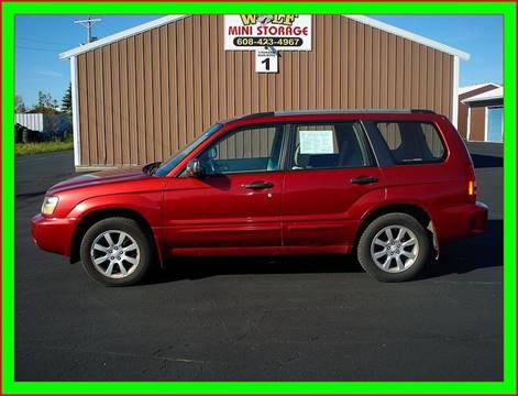 2005 Subaru Forester for sale at Cambridge Automotive Repair in Cambridge WI