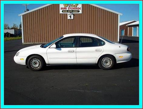1997 Ford Taurus for sale at Cambridge Automotive Repair in Cambridge WI