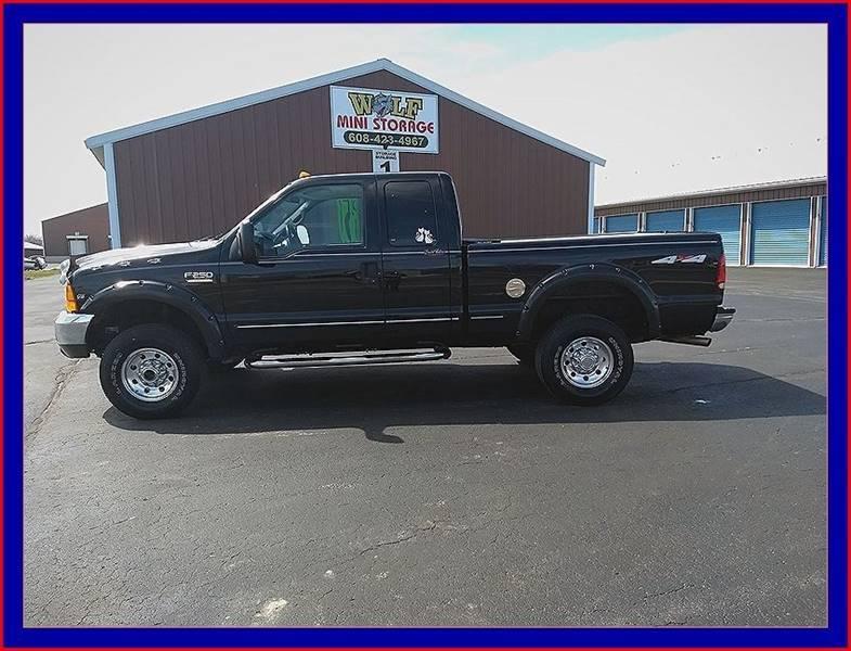 1999 Ford F-250 Super Duty Xlt 4dr 4wd Extended Cab Sb