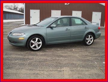 2005 Mazda MAZDA6 for sale at Cambridge Automotive Repair in Cambridge WI