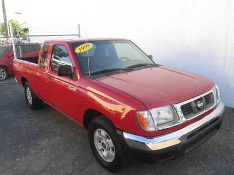 1999 Nissan Frontier for sale in Tucson, AZ