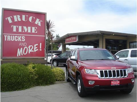 2012 Jeep Grand Cherokee for sale in Sacramento, CA
