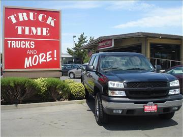 2003 Chevrolet Silverado 1500HD for sale in Sacramento, CA