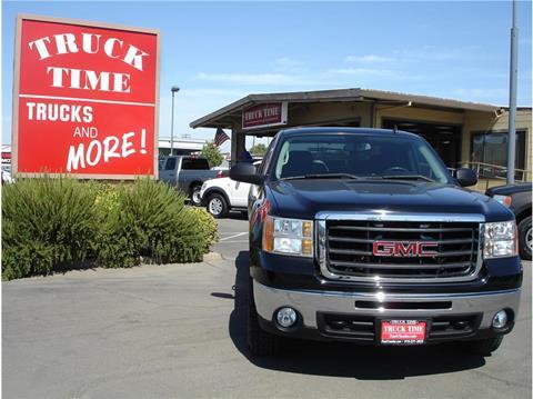 2010 GMC Sierra 2500HD for sale in Sacramento, CA