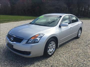 2009 Nissan Altima for sale in Westover, MD