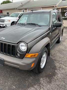 2006 Jeep Liberty for sale in Cranston, RI