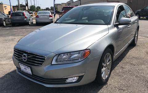 2014 Volvo S80 for sale at Volare Motors in Cranston RI