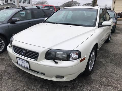 2005 Volvo S80 for sale at Volare Motors in Cranston RI