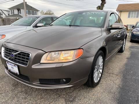 2008 Volvo S80 for sale at Volare Motors in Cranston RI
