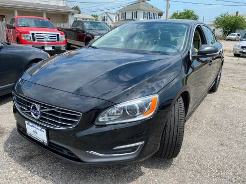 2016 Volvo S60 for sale at Volare Motors in Cranston RI