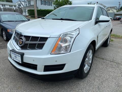 2011 Cadillac SRX for sale at Volare Motors in Cranston RI