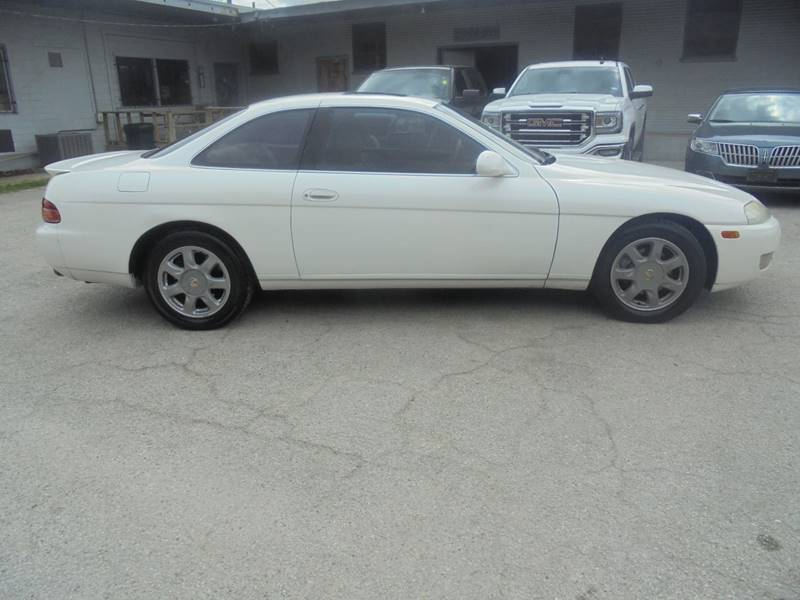 1995 Lexus SC 400 2dr Coupe - San Antonio TX