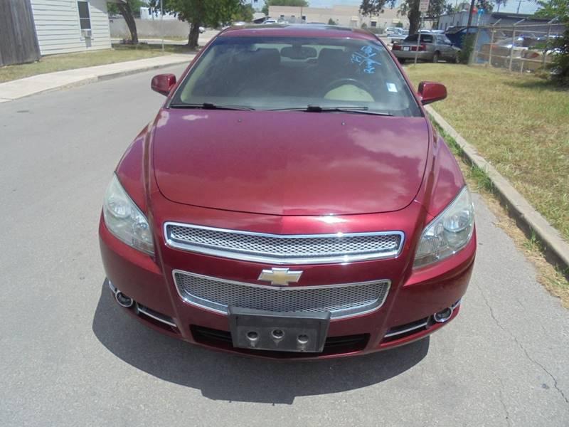2009 Chevrolet Malibu LTZ 4dr Sedan w/HFV6 Engine Package - San Antonio TX