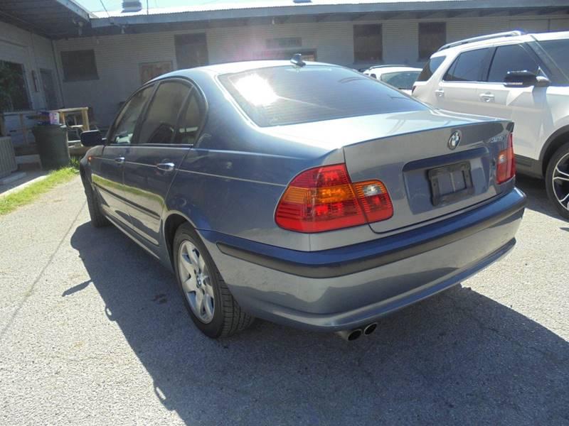 2004 BMW 3 Series AWD 325xi 4dr Sedan - San Antonio TX