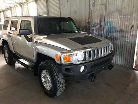 2007 HUMMER H3 for sale in San Antonio, TX