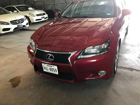 2013 Lexus GS 350 For Sale In San Antonio, TX