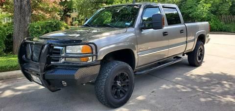 2006 GMC Sierra 2500HD for sale in San Antonio, TX
