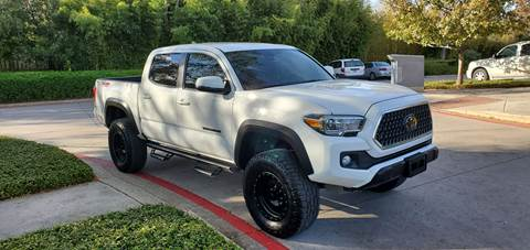 2018 Toyota Tacoma for sale in San Antonio, TX