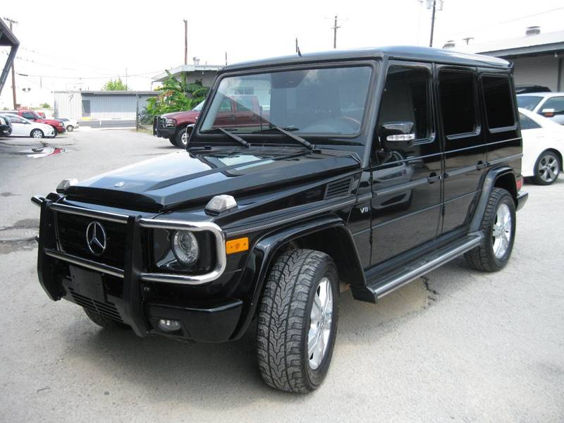 2009 mercedes benz g class awd g550 4matic 4dr suv in san antonio tx motorcars group management. Black Bedroom Furniture Sets. Home Design Ideas