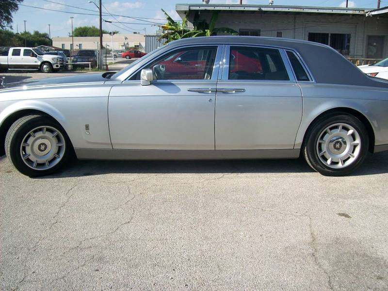 2004 Rolls-Royce Phantom 4dr Sedan - San Antonio TX