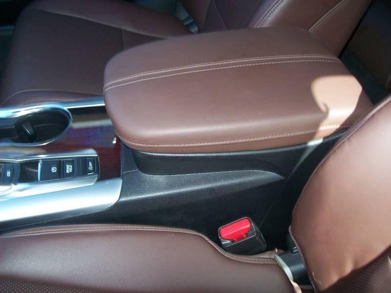 2015 Acura TLX SH-AWD V6 4dr Sedan w/Advance Package - San Antonio TX