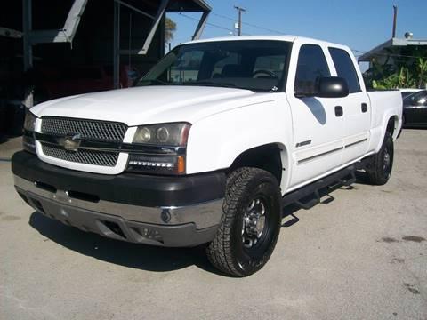 2004 Chevrolet Silverado 2500HD for sale in San Antonio, TX