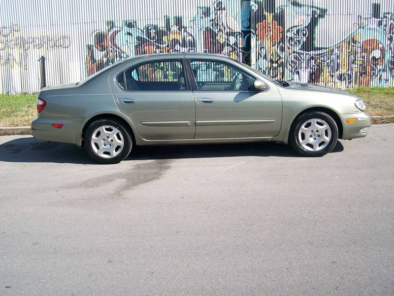 2000 Infiniti I30 4dr Sedan - San Antonio TX