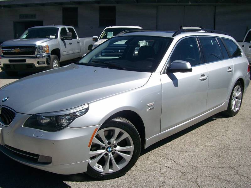 2010 BMW 5 Series AWD 535i xDrive 4dr Wagon - San Antonio TX