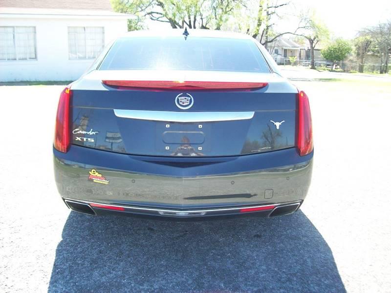 2013 Cadillac XTS Luxury Collection 4dr Sedan - San Antonio TX