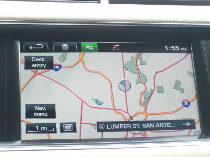 2014 Land Rover Range Rover Sport 4x4 Supercharged 4dr SUV - San Antonio TX