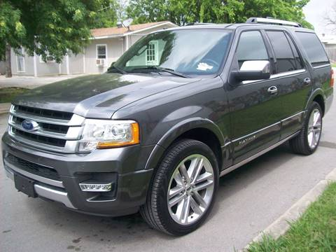 2017 Ford Expedition for sale in San Antonio, TX