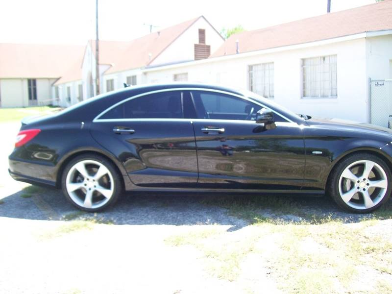 2012 Mercedes-Benz CLS CLS 550 4dr Sedan - San Antonio TX