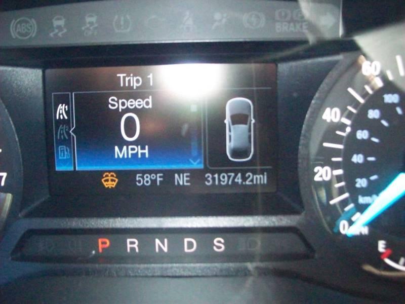 2017 Ford Fusion SE 4dr Sedan - San Antonio TX