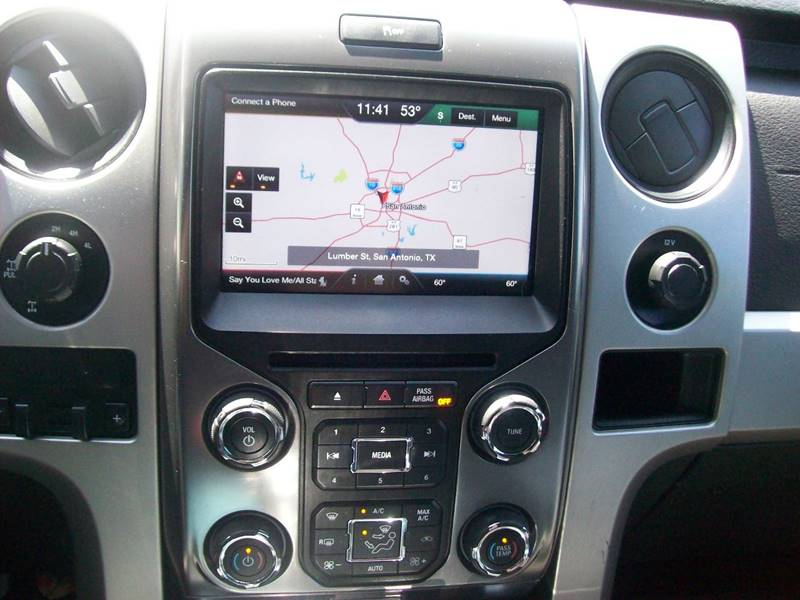 2013 Ford F-150 4x4 SVT Raptor 4dr SuperCrew Styleside 5.5 ft. SB - San Antonio TX