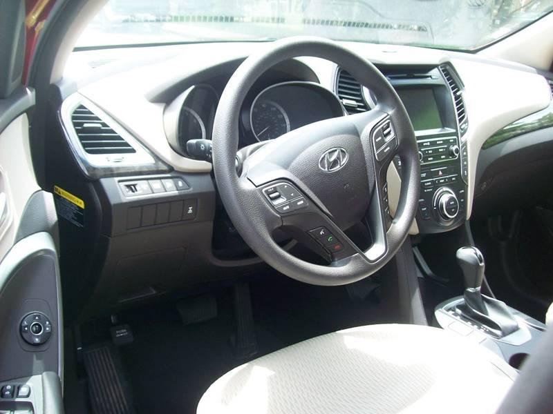 2017 Hyundai Santa Fe AWD SE 4dr SUV - San Antonio TX