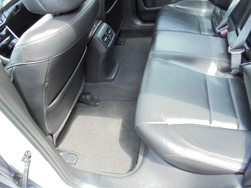 2016 Honda Accord EX-L V6 4dr Sedan - San Antonio TX