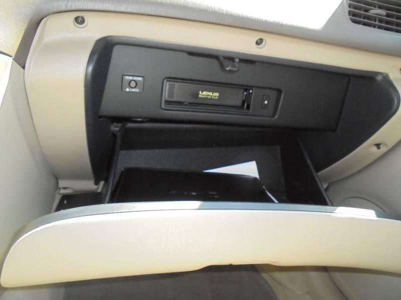 1998 Lexus ES 300 4dr Sedan - San Antonio TX