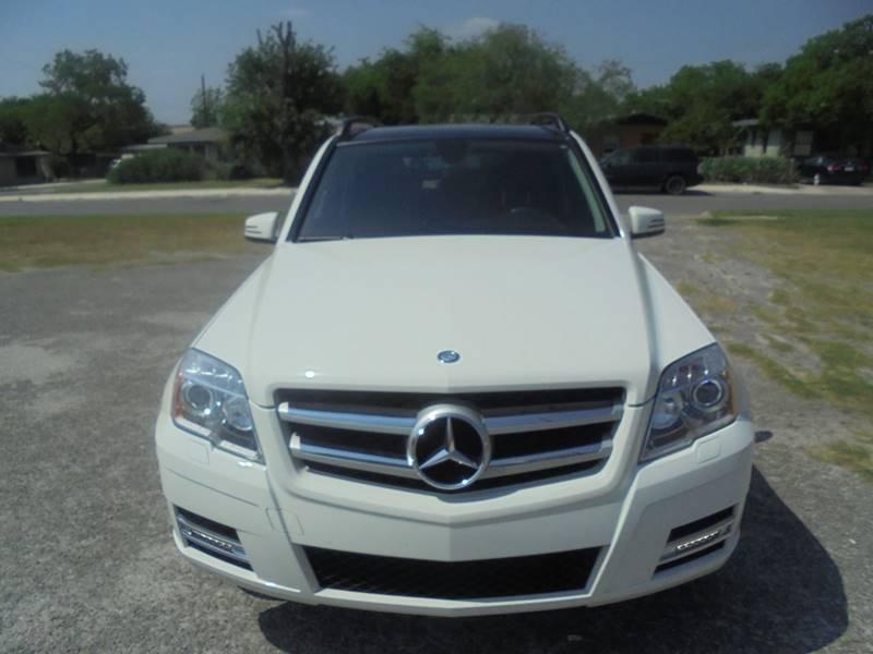 2012 Mercedes-Benz GLK GLK 350 4dr SUV - San Antonio TX