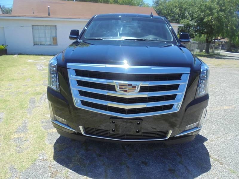 2016 Cadillac Escalade Luxury Collection 4dr SUV - San Antonio TX