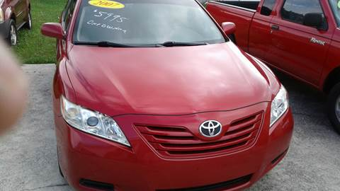2007 Toyota Camry for sale in Oxford, AL