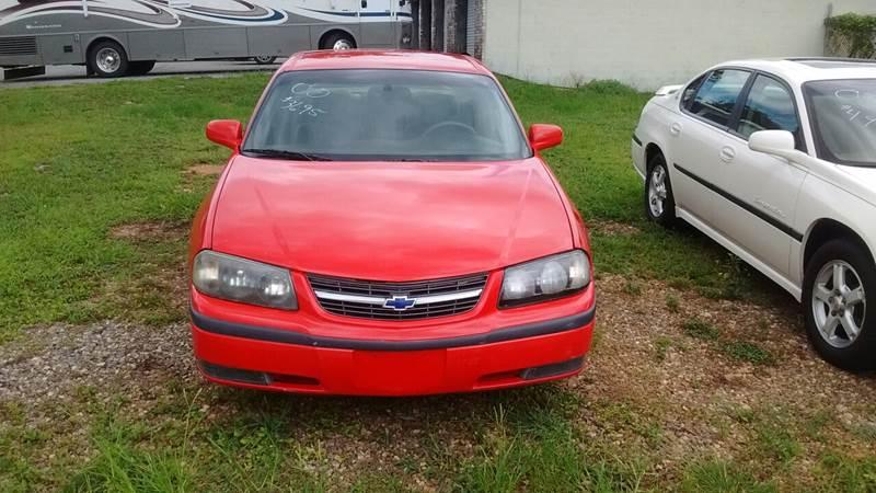 2000 Chevrolet Impala LS 4dr Sedan - Oxford AL