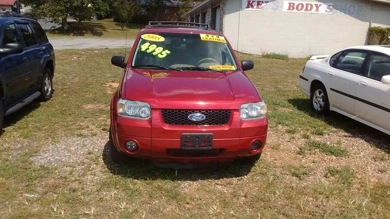 2005 Ford Escape AWD Limited 4dr SUV - Oxford AL